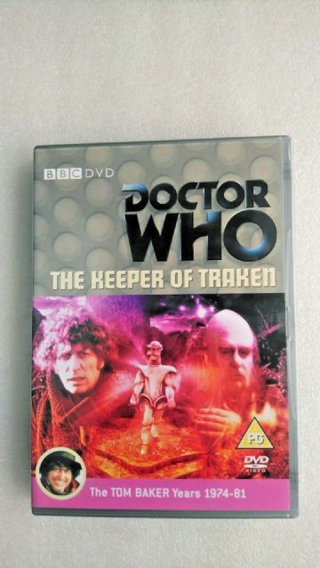 Doctor Who  The Keeper of Traken (DVD) - Tom Baker